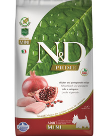 FARMINA N&D Dog Chicken & Pomegranate Adult Mini 7 kg
